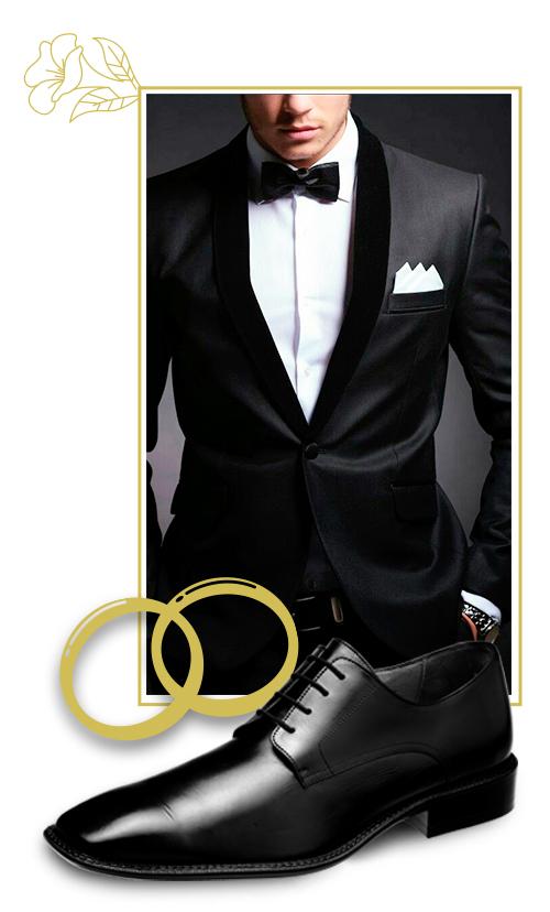 cómo debe vestir el novio para la boda? - blog cuadra