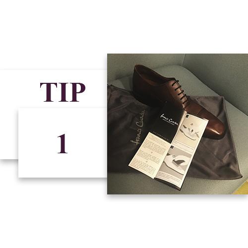 53bed1fa Primero que nada el calzado siempre debe guardarse limpio. Limpiar antes de  guardar tus zapatos es súper importante. La piel genuina absorbe todo lo  que la ...