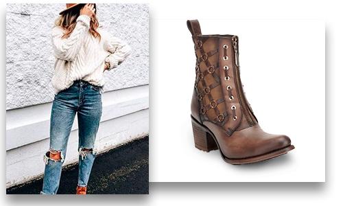 Como Usar Jeans Este Invierno Y Lucir Fabulosa Blog Cuadra