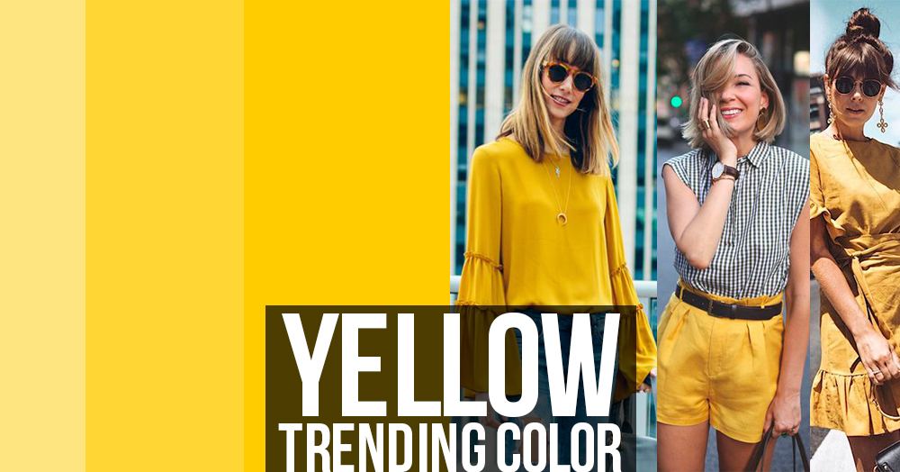 Summer trend color