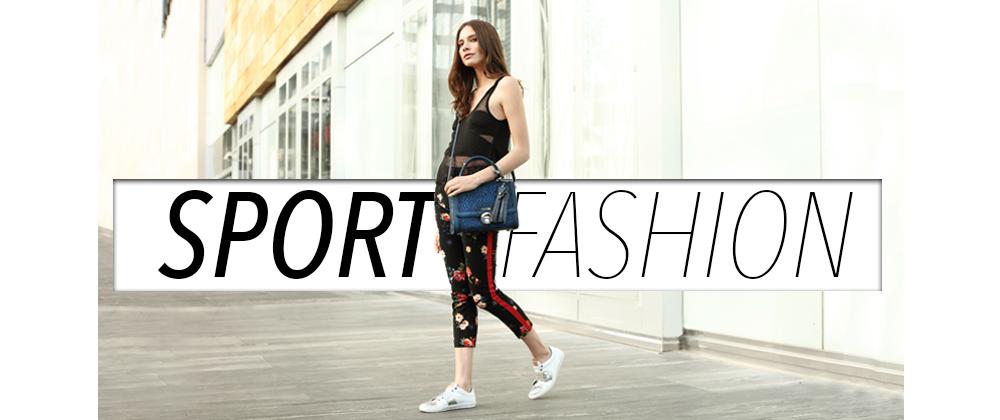 Tenis metálicos ¡la tendencia sport de esta primavera!