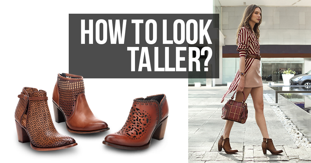 looks that will make you look taller