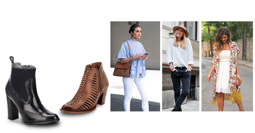 Proven tricks with which you will look perfect in booties