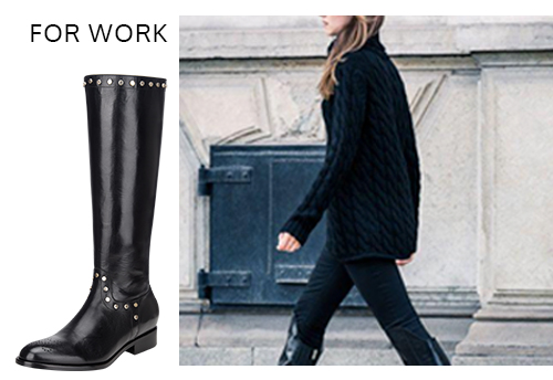 87dbf5455b6 How to wear the best boots this fall - Blog Cuadra
