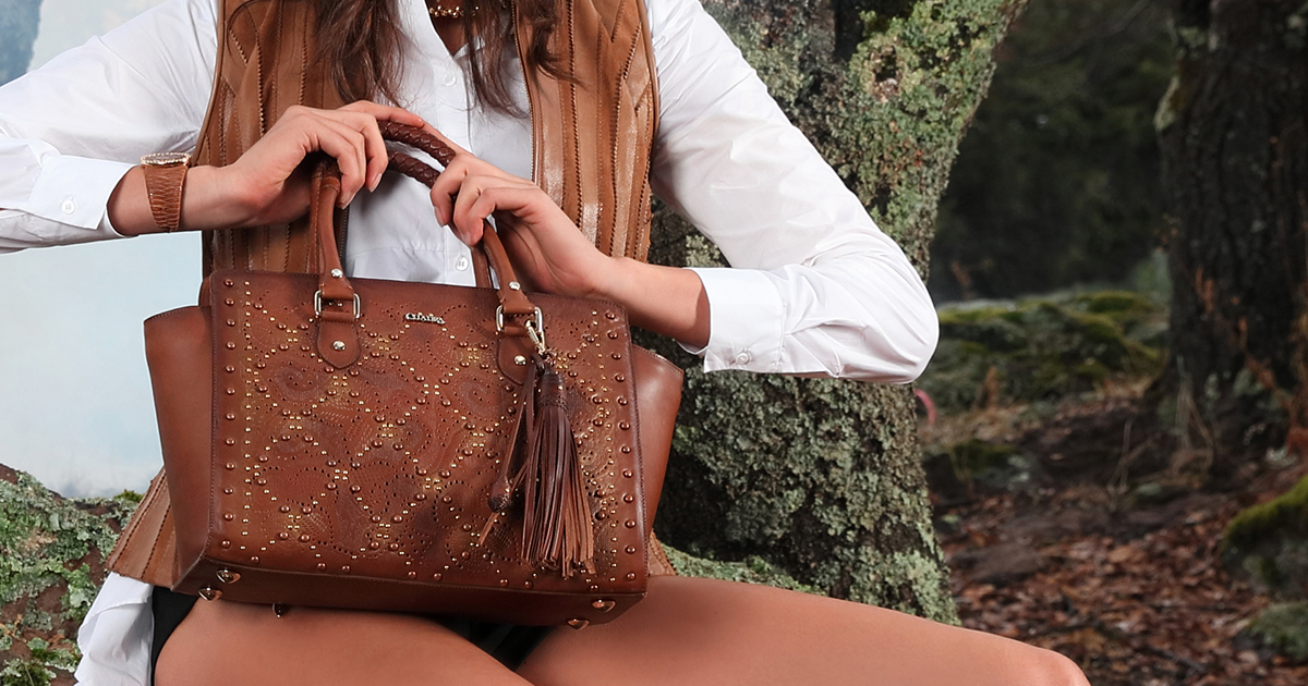 A designer bag is what you need this new year