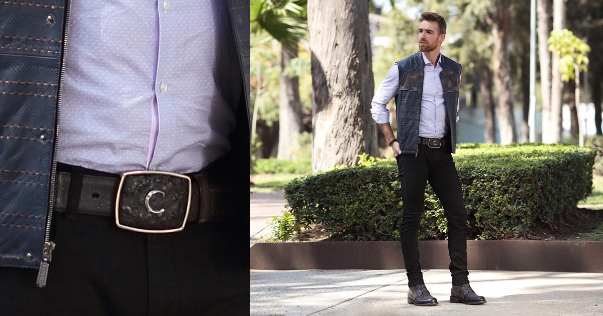 Cómo vestir a un hombre