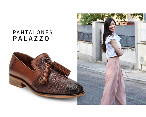 Palazzo outfit