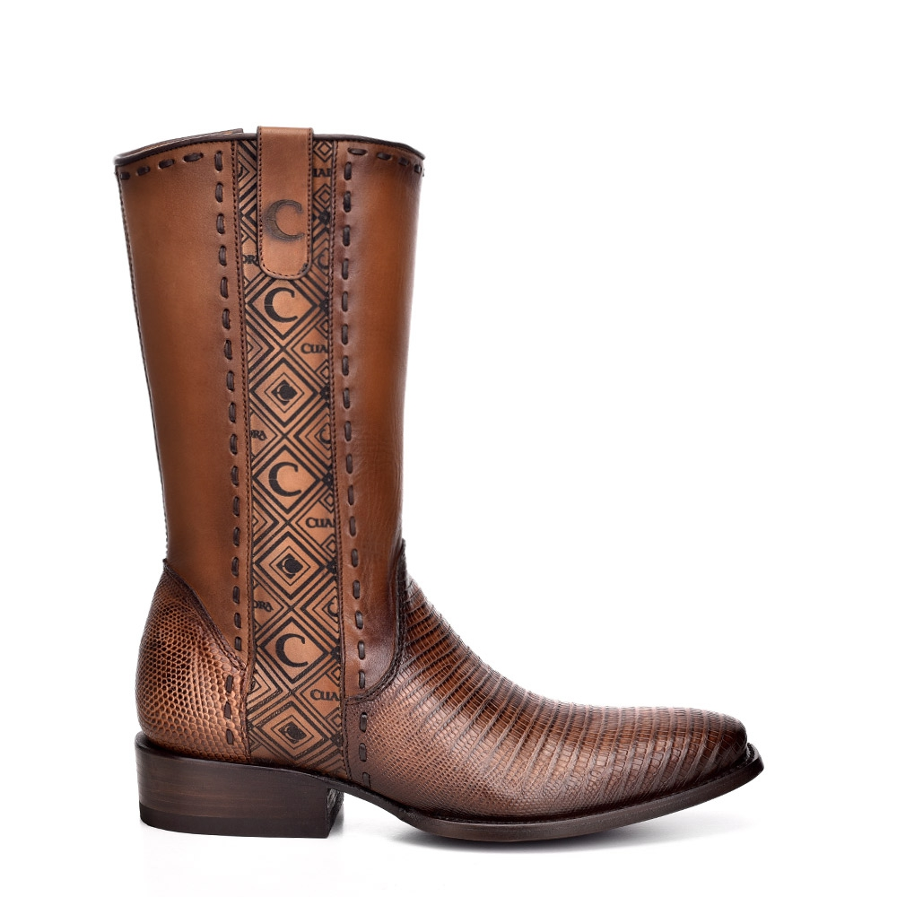 zapatos exclusivos Calidad superior mejor mayorista Bota Cuadra de piel exótica – Cuadra