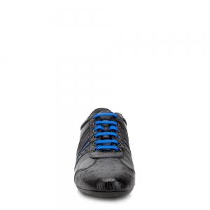 Calzado Estilo Sport De Piel Exótica Cuadra