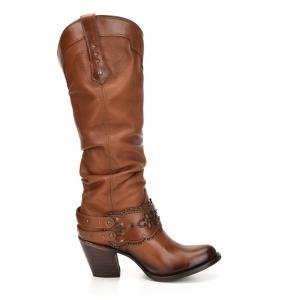 Botas y botines de mujer - Cuadra e21ddb9dcf0