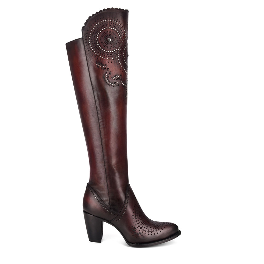 3084bc87fc5 Cuadra boot over the knee of Bovine skin – Cuadra