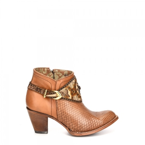3F04NA Fashion Ankle Boots Women made by Cuadra