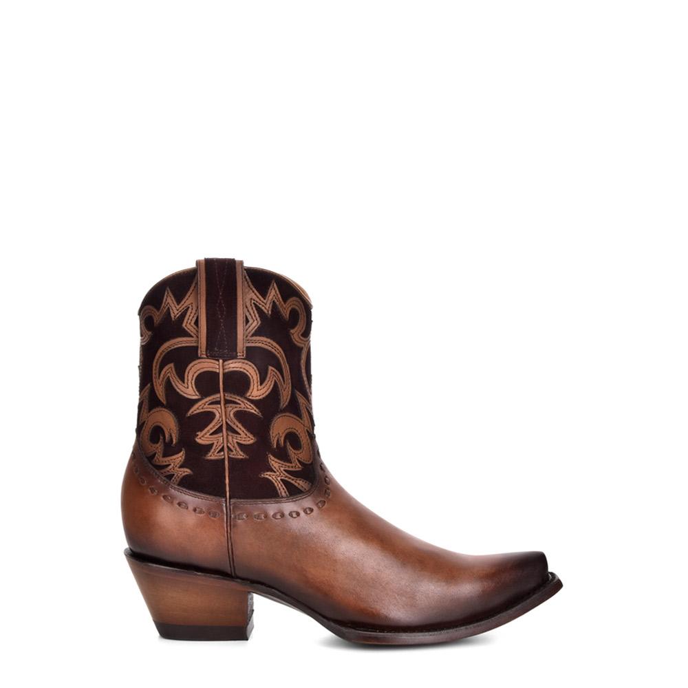 Cuadra Python Ankel Western Boots by Cuadra Boots