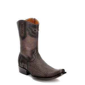 b66bf870d0f Shark leather boot of Shark skin – Cuadra