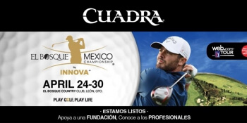 Cuadra will be present at the ninth edition of the Tour de Mexico 2017 Championship